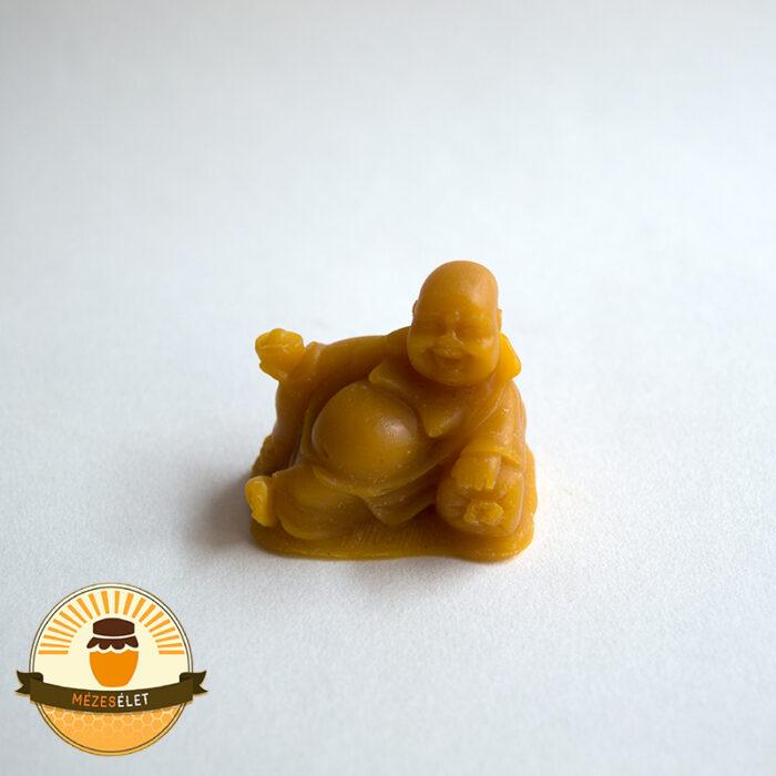 Fekvő Buddha méhviasz gyertya termékkép