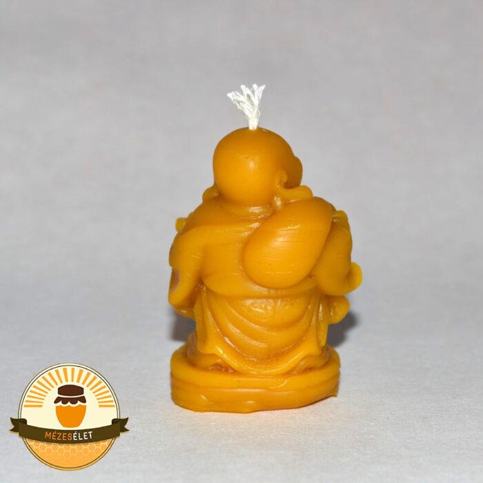 Nevető Buddha hátulról