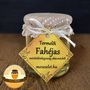 Fahéjas mézkülönlegesség 250 g díszcsomagolásban